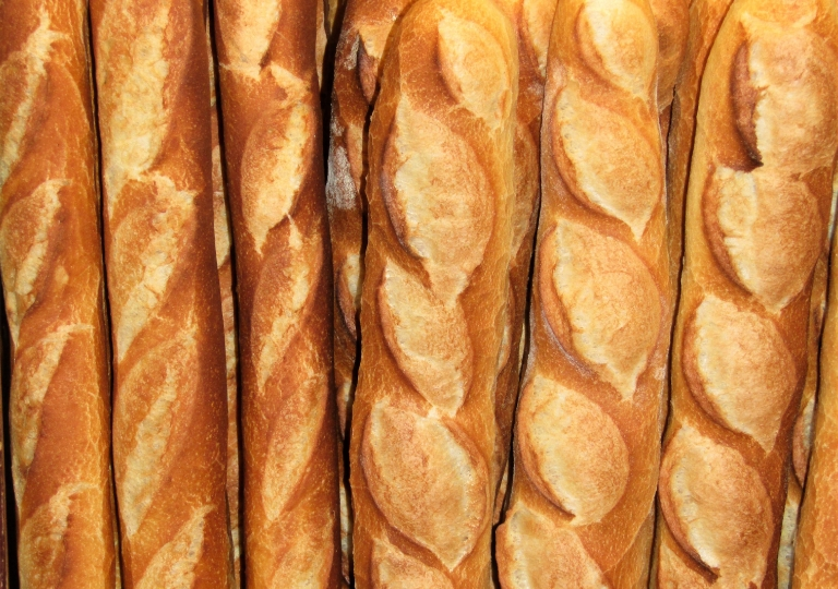 Baguettes longues et baguettes courtes